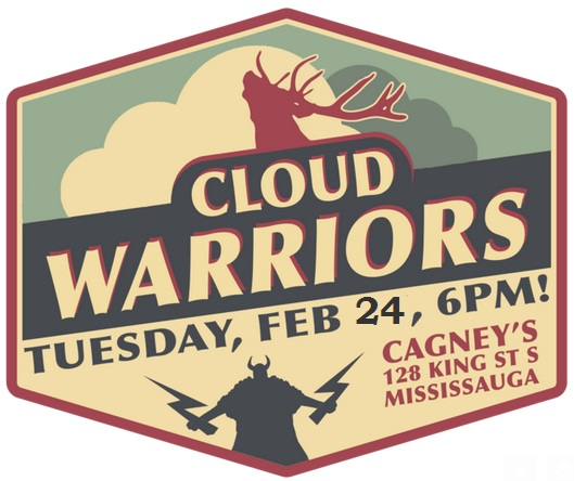 Cloud Warriors in Mississauga
